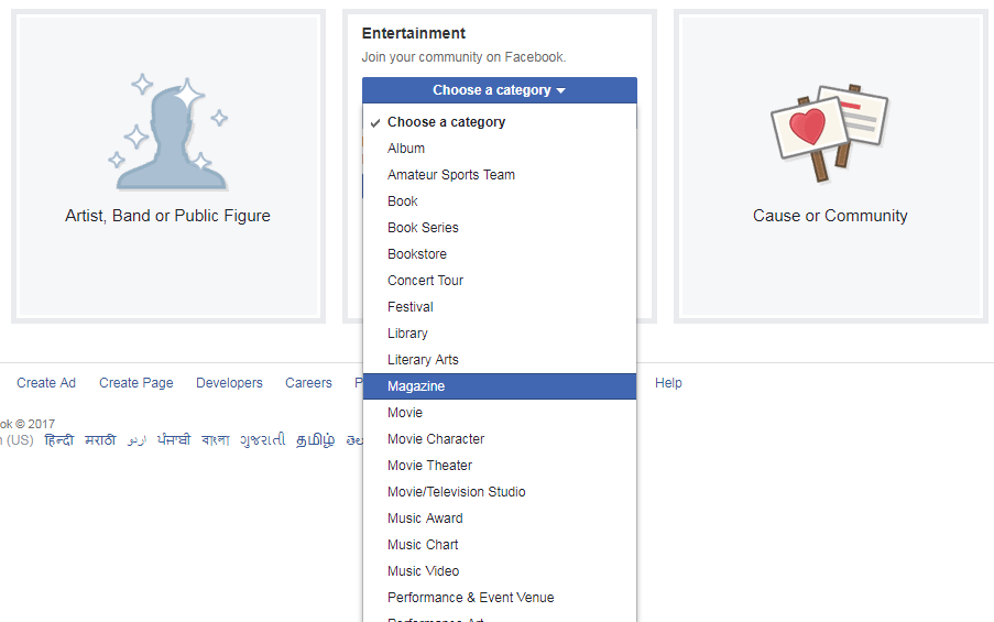 How To Make A Facebook Page In Eight Simple Steps