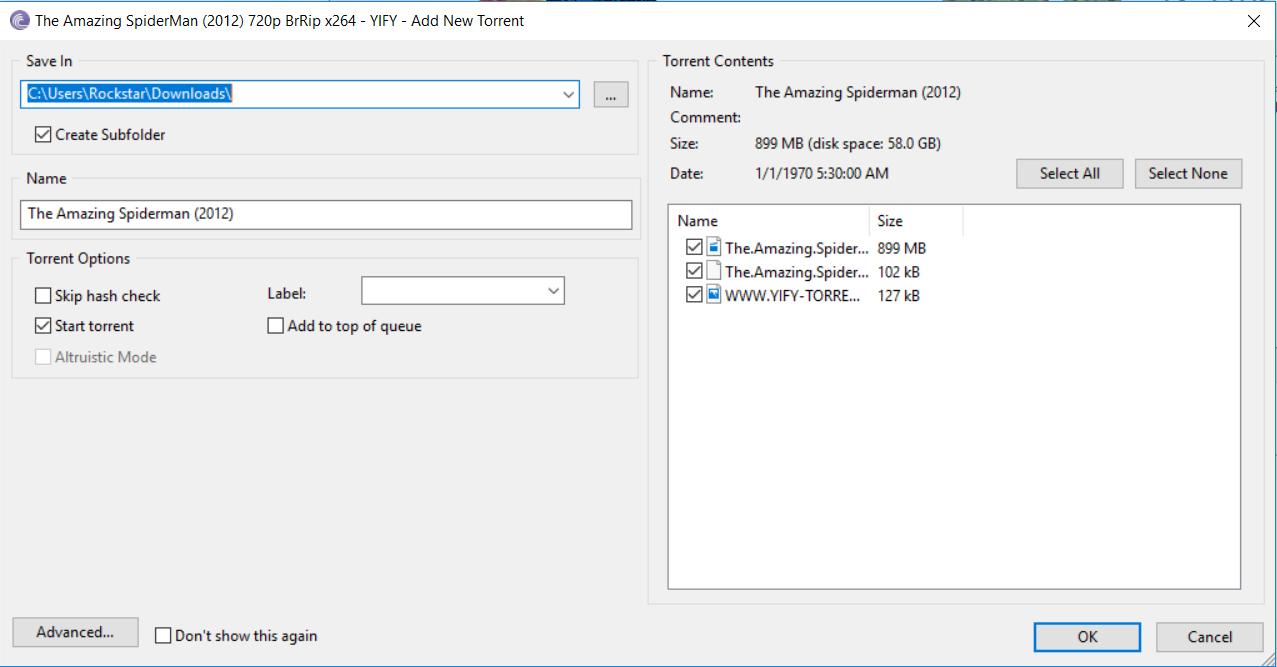 download movies from torrent websites