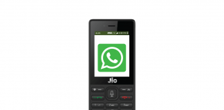 Reliance Jio Phone supports native WhatsApp Soon