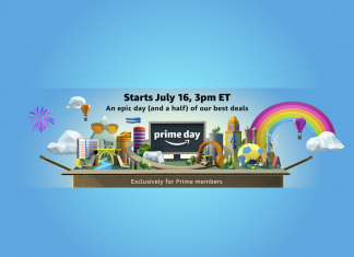 Amazon Prime Day Starts from 16 July 2018