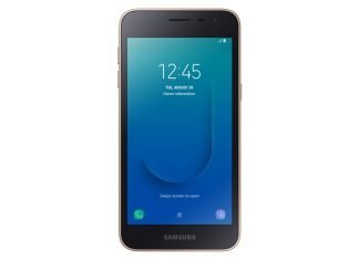Samsung Launches First Android Go Smartphone Galaxy J2 Core