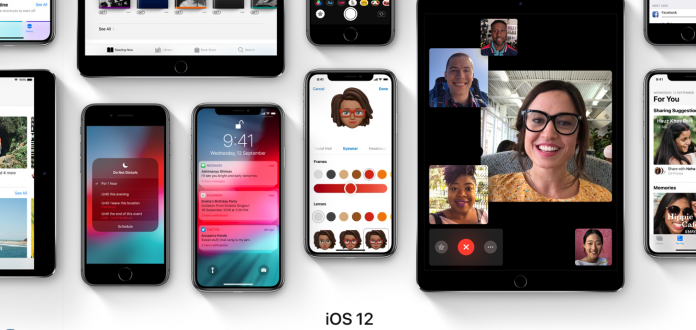 apple officially releases ios 12