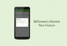 BitTorrent and uTorrent Android App brings remote access