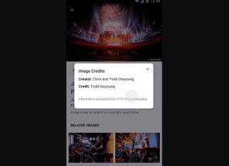 Google Images Adds Creator and Credit Metadata