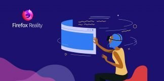 Mozilla Launches Firefox Reality Browser