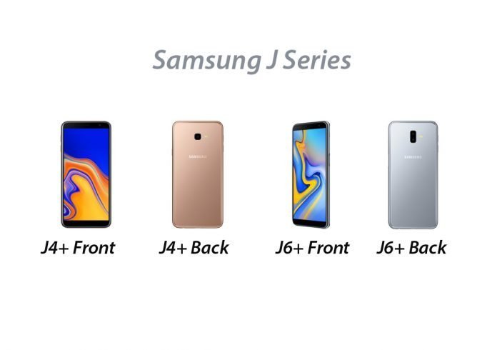Samsung Launches Galaxy J6+ and J4+ Smartphones in India