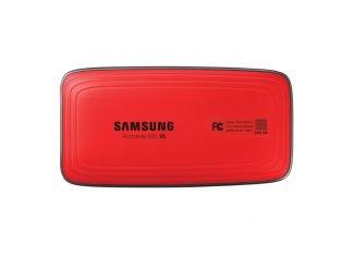 Samsung Unveils Lightweight Portable SSD X5