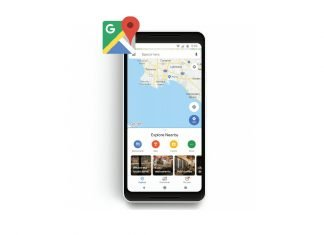 Google Map Adds Commute Tab