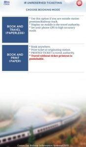 Book Platform Ticket Online Screenshot 3