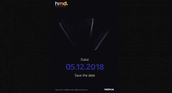 HMD Global may Launch 3 Smartphones on December 5