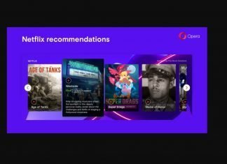Opera 57 Comes with Smarter News and Netflix Recommendations