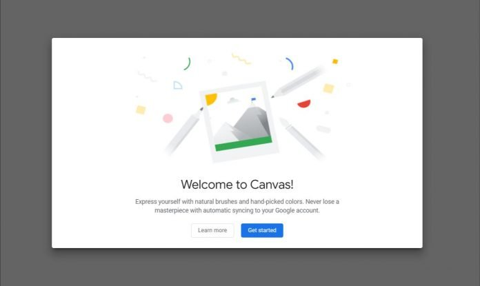Google Rolls Out Chrome Canvas Web App