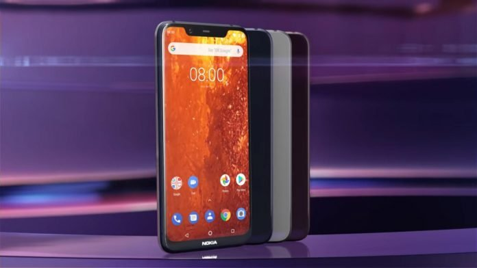 Nokia 8.1 Launched in India