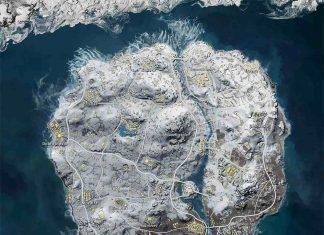 PUBG Vikendi Map