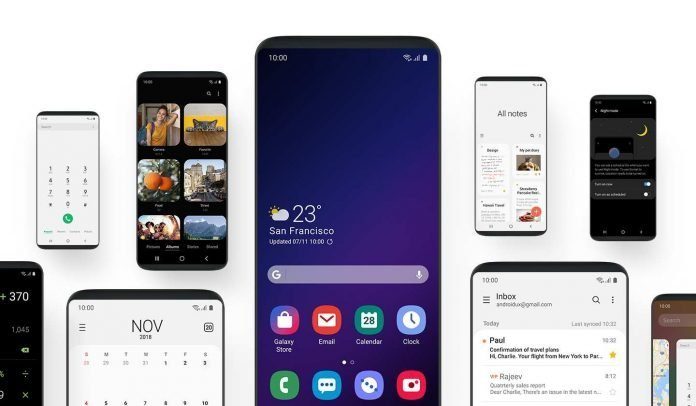 Samsung Smartphones Getting Android Pie Update
