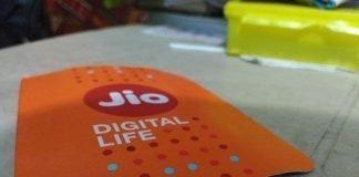 10GB Free Jio data via Jio Celebration Pack