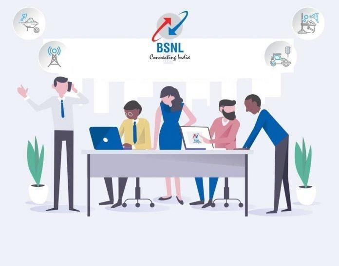 BSNL 35GB data per day broadband plan