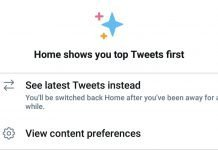 Twitter Brings Reverse Chronological Order for Android