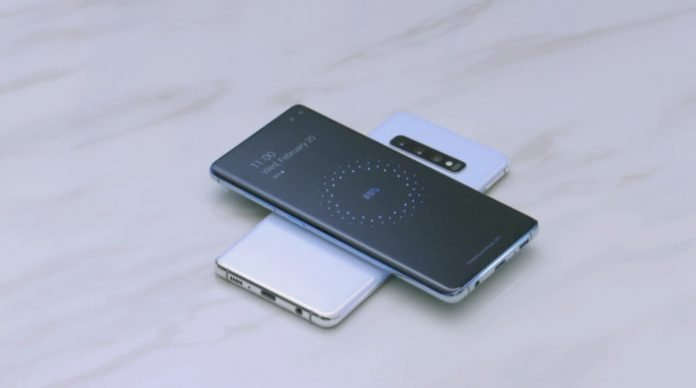 How Samsung Galaxy S10 Wireless Powershare technology Works