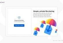 Firefox Send Makes Sensitive File Sharing Easier