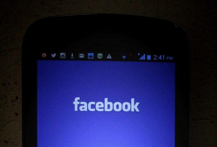 Facebook Demands Email Account Password