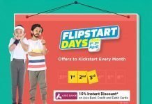 Flipkart Flipstart Sale Day is Live