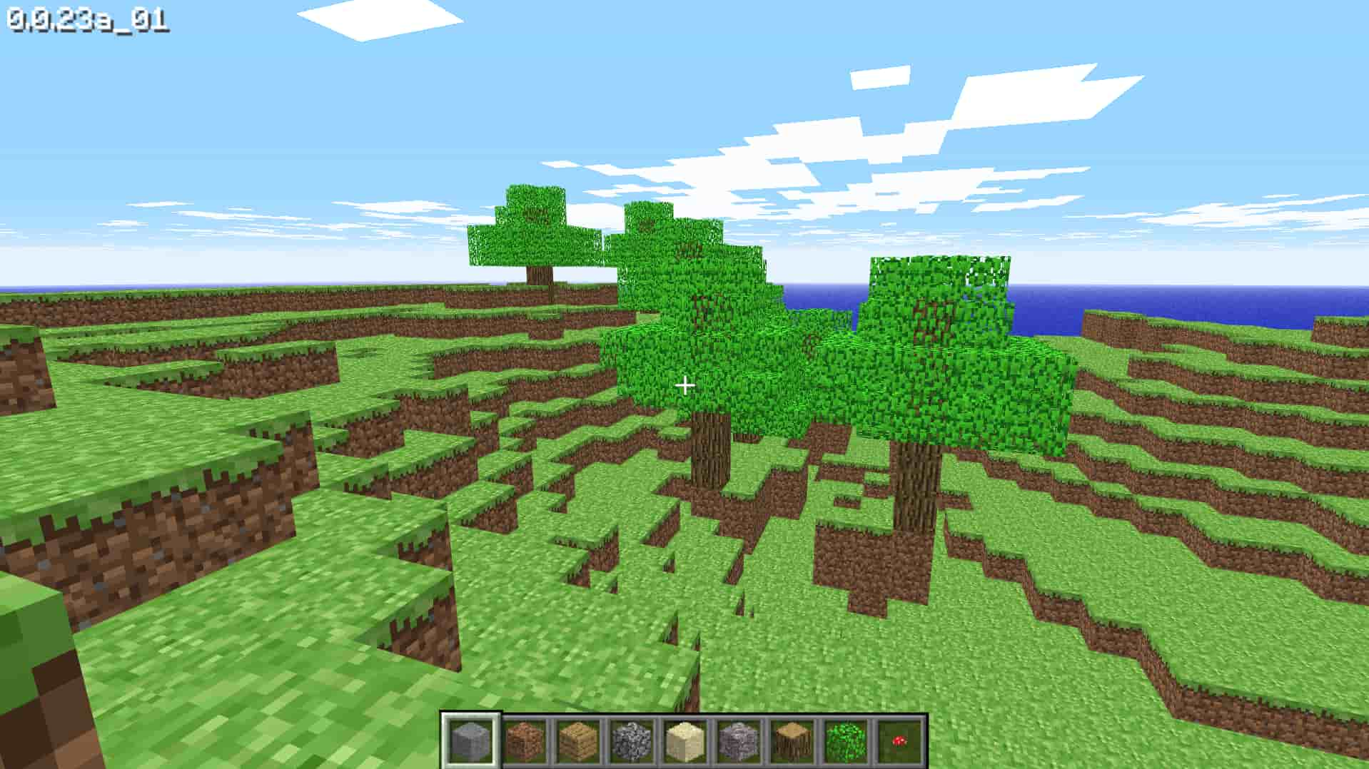 play classic minecraft in browser