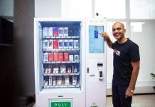 Xiaomi MI Express Kiosks Vending Machine is now available in India