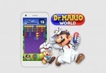 Dr. Mario World Game