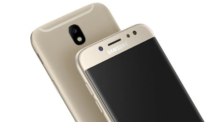 Samsung Galaxy J7 Pro Starts Receiving Android Pie Update