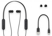 Sony Launches Two new Wireless Neckband Headphones