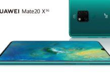 Huawei Mate 20 X 5G China Launch