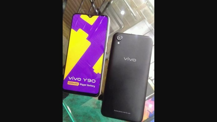 VIVO Y90 Smartphone launched in India