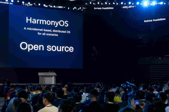 Huawei Launches its own Operating System Called Harmony OS
