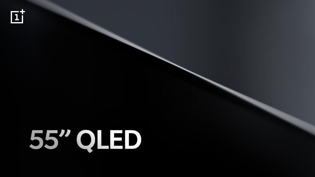 oneplus tv 55 inch QLED banner